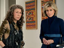Grace and Frankie Six seasons, 78 episodesWhat is it?A kooky and surprisingly emotional show about an unlikely friendship between two septuagenarian womenWhy watch?You might not expect a comedy series starring Jane Fonda and Lily Tomlin as best friends forever living in a beach house to resonate with people, but Grace and Frankie is a show with so much heart and humanity that it makes for the ultimate comfort viewing. Fonda is brilliant as Grace, while Tomlin's comedy genius strikes gold as the out-there Frankie.