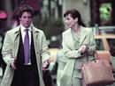 Two Weeks' Notice (2002) Cast: Sandra Bullock, Hugh GrantActivist and lawyer Lucy is forced to put her morals aside as she ends up working for big shot corporate businessman George Wade. At first, she grows tired and frustrated in her new role and decides to quit as George treats her like a nanny rather than letting her use her professional skills but during her two week notice period, the two grow closer than ever.