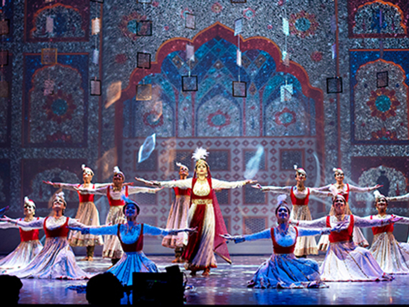 Royal Opera House Muscat to host performance of award-winning musical Mughal-e-Azam