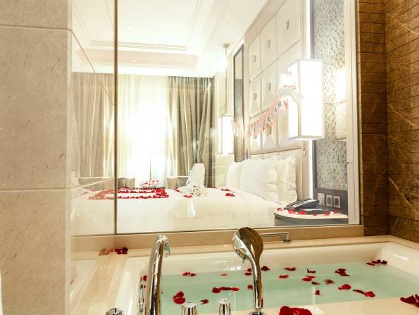 Valentine's Day in Muscat 2020: Al Bustan Palace launches spa offer
