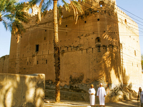 A brief guide to the history of Oman