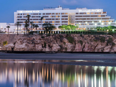 Muscat four-star hotels offering a good place to stay at a reasonable price