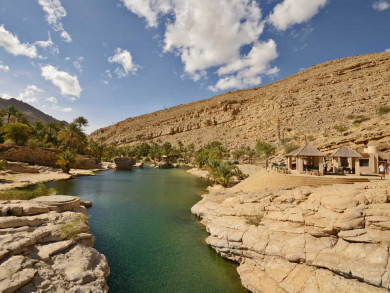 Muscat parks: where to find green spaces and nature