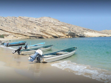 Muscat beaches: the best places for a day on the sand