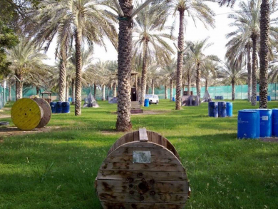 Paintball Oman