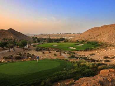 Ras Al Hamra Golf