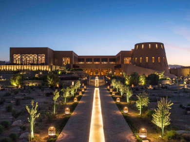 3 top Omani hotel deals