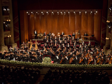 Royal Opera House Muscat's new House of Musical Arts opens to public