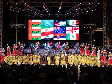 Oman to host World Folk Music Festival in Muscat next year