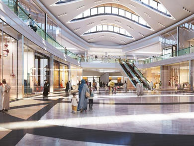 Mall of Oman set to open in Muscat in March 2021