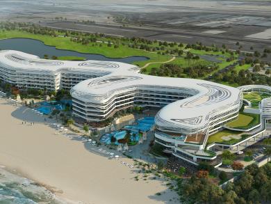 The St. Regis Al Mouj Muscat Resort to open in 2022