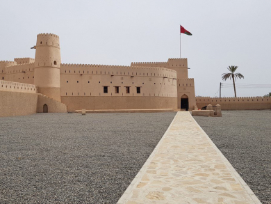 Al Mahyol fort partially renovated by Ministry of Heritage and Culture