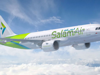 Direct flights between Oman and Kazakhstan from March 2020
