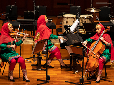Royal Opera House Muscat hosts special concert for Omani Women's Day