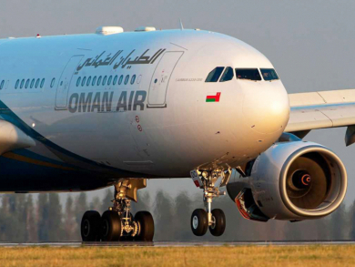 Oman Air to operate flights from Muscat to London, Paris and Cairo