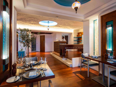 Turkish restaurant reopens at Al Bustan Palace