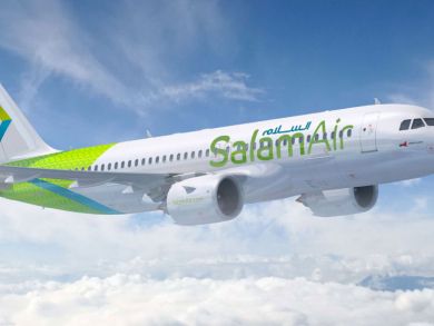 SalamAir launches flights from Muscat to Dammam