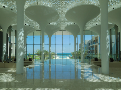 Get 49 percent off your stay at Kempinski Hotel Muscat for National Day