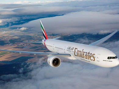 Emirates offering discounted flights for Oman National Day