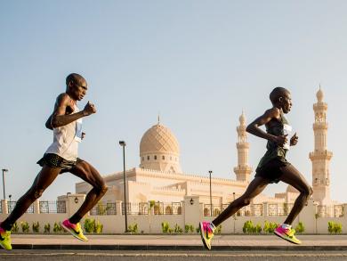 Oman's Al Mouj Marathon becomes championship race