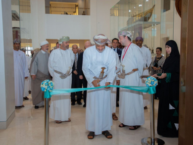 Exhibition with never-before-seen items opens at National Museum Oman