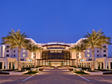 Oman's first JW Marriott Hotel opens in Muscat