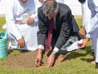 Oman set to plant 10 million indigenous trees over the next ten years