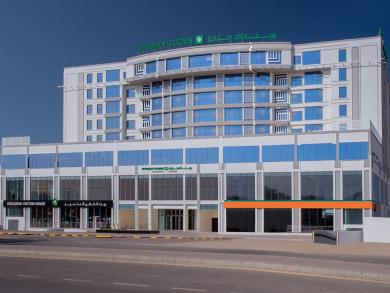 New Wyndham Garden hotel opens in Muscat