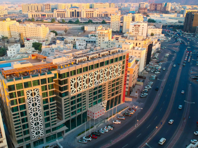 Royal Tulip Muscat hotel opens
