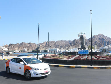 Getting around Muscat: Everything you need to know about taxis, public transport and renting a car