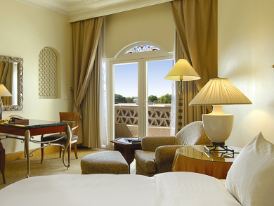 Top hotels to book in Muscat