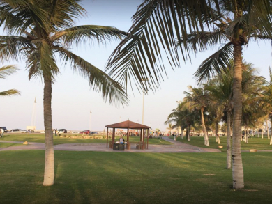 Your guide to the best parks in Muscat
