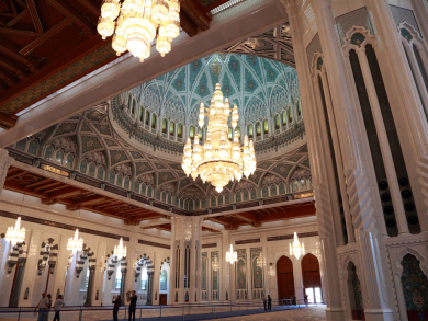 24 hours in Muscat: The best way to spend a day in the capital