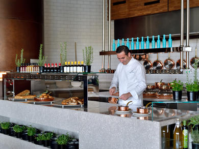 JW Marriott Muscat launches new brunch