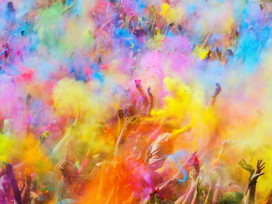 Holi in Muscat 2020: Al Bustan Palace hosting festival of colours