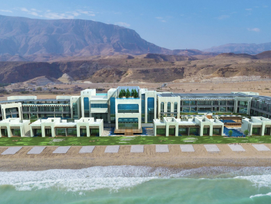 Ninety-six hotels to open in Oman over next two years