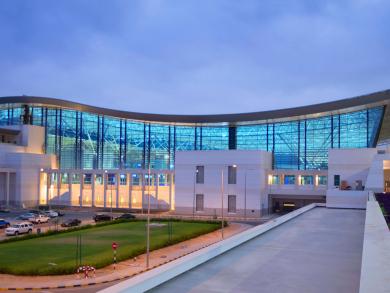 Muscat airport ranked in top ten globally
