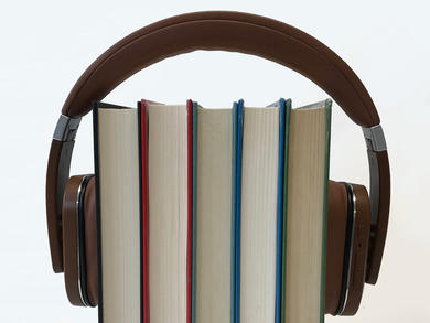 Great audiobooks to listen to at home