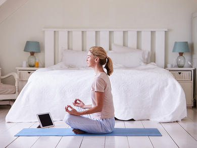 Six mindfulness and meditation apps to try if you're anxious or stressed