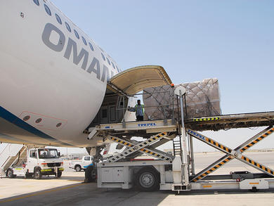 Oman to suspend all flights from Sunday