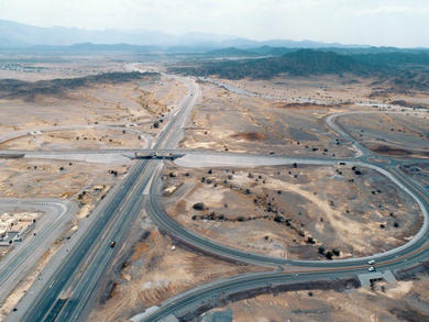 New Barka-Nakhal road partially opens in Oman