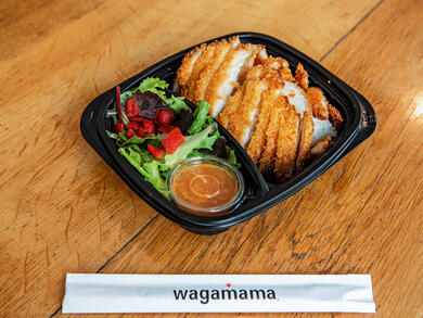 Recipe: wagamama chicken katsu curry