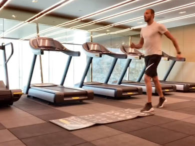 W Muscat launches online workout videos