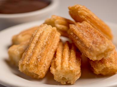 Recipe: Disney Parks churro bites