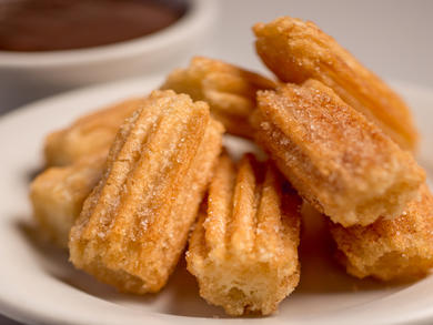 Recipe: Disney Parks churro bites