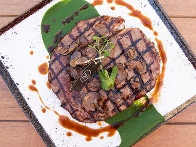 Recipe: Oyster Blade (Flat Iron) steak from The Meat Co.