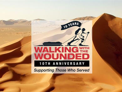 Military charity to take part in The Walk of Oman this year
