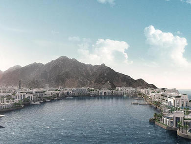 Muscat to get new US$1bn port project