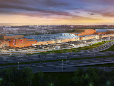 Mall of Oman set to open in September 2021