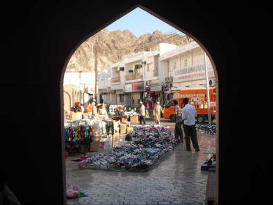 Muscat's Muttrah Souq and fish market re-open to the public
